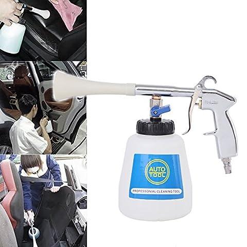 ambienceo Auto waschen Air Pulse Reinigungspistole Tornado Effekt Düse Sprayer Gun Polster Kunststoff Teppich Waschmaschine Werkzeug
