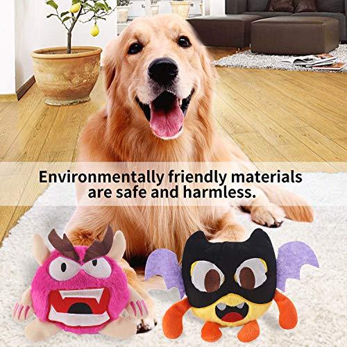 Zoom IMG-1 cane giocattolo peluche interattivo ronzio