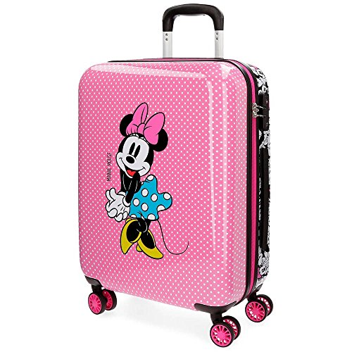 Minnie Kindergepäck, 55 cm, 38 liters, Rosa