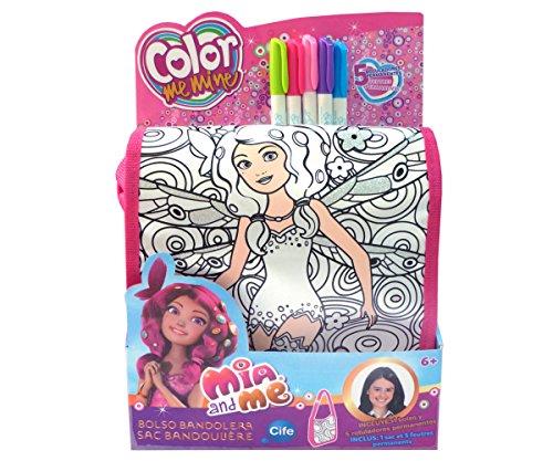 Color Me Mine - Bolso Bandolera Diamond, diseño MIA and Me (Cife 86456)