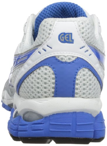 Asics Damen Performance Gel-Pulse 5 Sneaker Blanco / Cielo