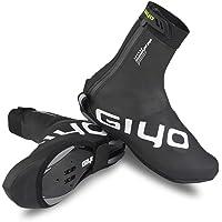Lixada Copriscarpe Invernale con Blocco Impermeabile Antivento Scarpe Protettore Vello Caldo Termico per Il Ciclismo MTB…