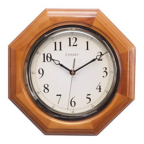 Chaney 46101A130,5cm Octagon Holz Uhr -