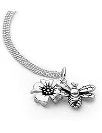 Buzzing Bee Pendant