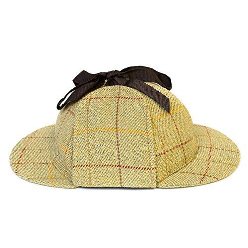 Estilo Sherlock Holmes Sombrero