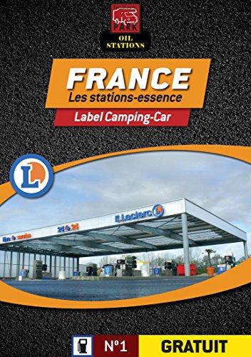 Descargar Libro Guide des Stations-Essences en FRANCE - Label Camping-Car de Trailer's PARK