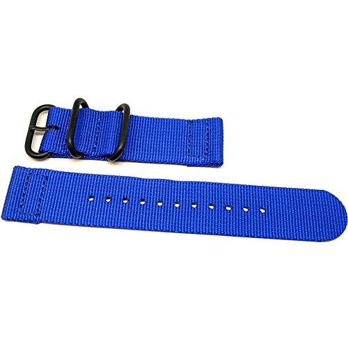 daluca-two-piece-ballistic-nylon-nato-watch-strap-blue-pvd-buckle-26mm