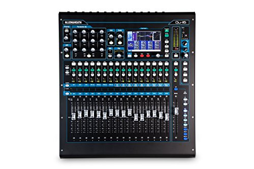 ALLEN & HEATH Qu-Chrome 16