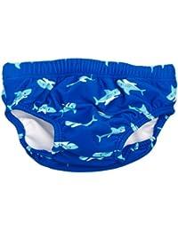 Playshoes Baby-Jungen Schwimmbekleidung Uv-Schutz Windelhose Hai
