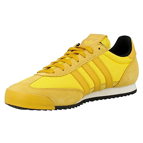 adidas Originals Dragon Schuhe Herren Sneaker Turnschuhe Gelb D65546 Gelb