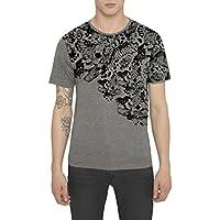 Maglietta Moda da Uomo, T Shirt Retro