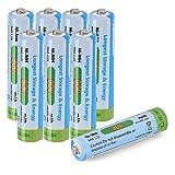 Tera Batería Rrecargable AAA Ni-MH 900mAh 1.2V Batería para Teléfonos Inalámbrico Siemens para...