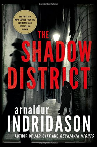 The Shadow District: A Thriller (Flovent and Thorson Thrillers)