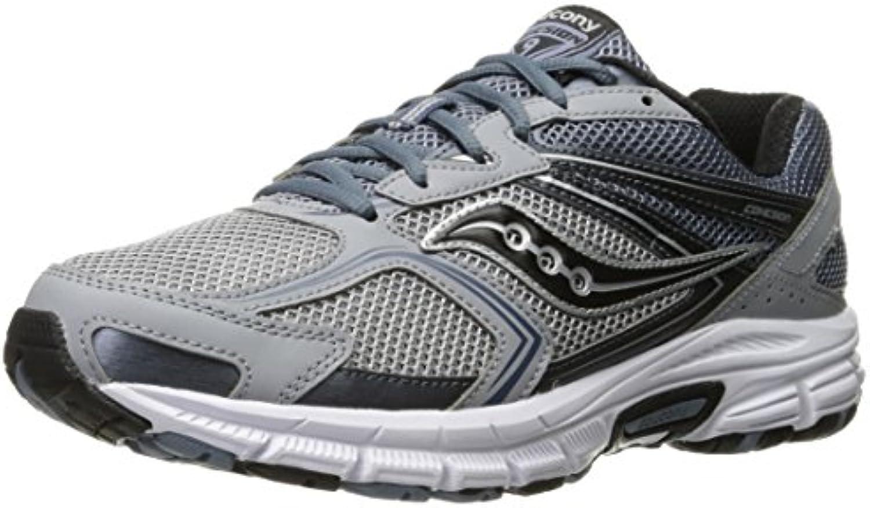 Saucony Grid Cohesion 9, Zapatillas de Correr para Hombre