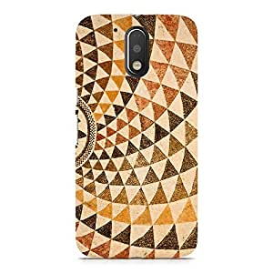 Hamee Designer Printed Hard Back Case Cover for Coolpad Note 5 Design 9036