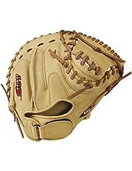 "Louisville Slugger–Set 2017125serie 33,5""adultos receptor de béisbol de guante–mano derecha Throw"