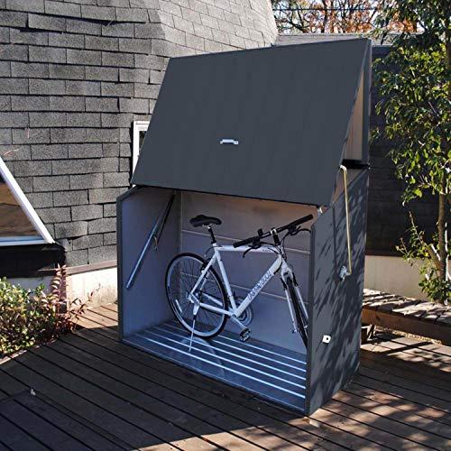 Trimetals Fahrrad- und Aufbewahrungsbox Sesame