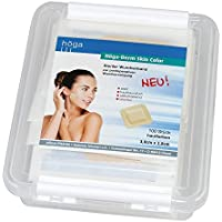 Höga Derm Skin Color, 3.8 cm x 3.8 cm, hautfarben, steriler Wundverband/Pflaster, 100 Stück preisvergleich bei billige-tabletten.eu