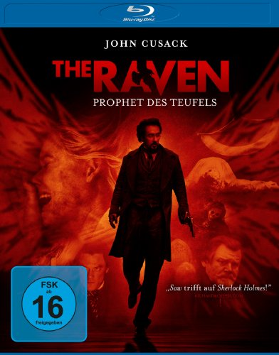 The Raven - Prophet des Teufels [Blu-ray] (Rock Inspirierte Kostüm)
