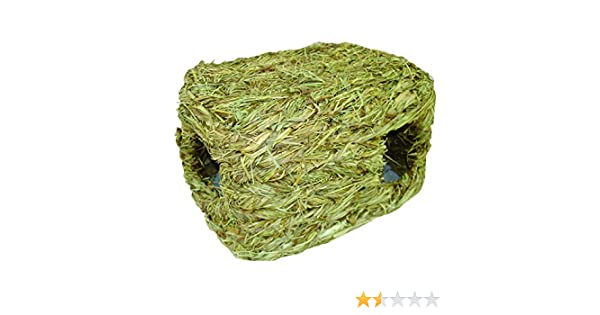 Elmato 10442 - Cabane en paille pour lapin nain - Rectangulaire  Amazon.fr   Animalerie 6ffaa8b90e9