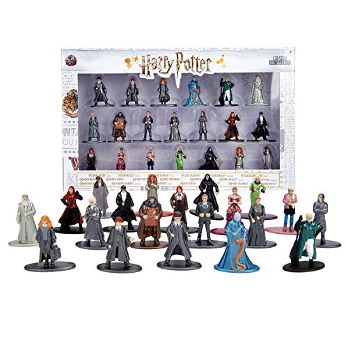 Dickie- Harry Potter Set 20 Figuras de Metal 4cm, (3185000)