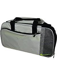 Nike Sport II - Bolsa de deporte, color plata/volt/negro