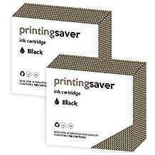 2xNEGRO cartuchos de tinta compatibles para CANON Pixma iP2200, iP2400, MP150, MP160, MP170, MP180, MP450, MP460, MX300, MX310 & MultiPass 450, MP150, MP160, MP170 impresoras