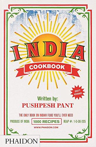 India: The Cookbook - India