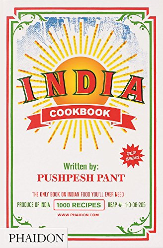 India Cookbook par Pushpesh Pant