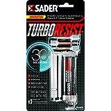 Bostik SA 30607488 Sader Turbo Resist Colle de réparation