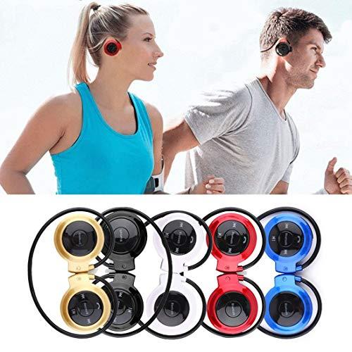 MINI503 Gancho para la Oreja Mini Deportes Inalámbrico Auriculares Bl
