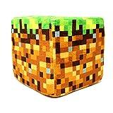 Spainbox Pixel Kissen - Plüschwürfel - Boden