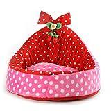 Strawberry Pet Nest Teddy Zwinger Cherina Nest Pet Supplies Katzen Nest