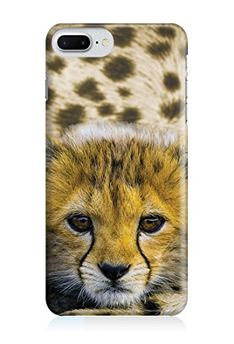 COVER Gepard Raubkatze Handy Hülle Case 3D-Druck Top-Qualität kratzfest Apple iPhone 6 / 6S