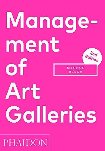 Management of art galleries par Magnus Resch