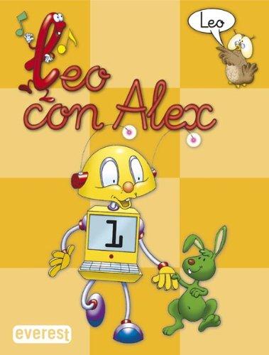 Leo con Alex 1. Leo - 9788424182588