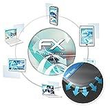 atFoliX Protecteur d'écran pour Smartron t.Band Film Protecteur - 3 x FX-Curved-Clear Souple Film Protection d'écran pour Les Écrans convexes