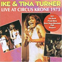 Live at Circus Krone by Ike & Tina Turner
