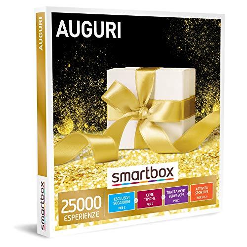 Smartbox cofanetto auguri per compleanno | Grandi Sconti ...