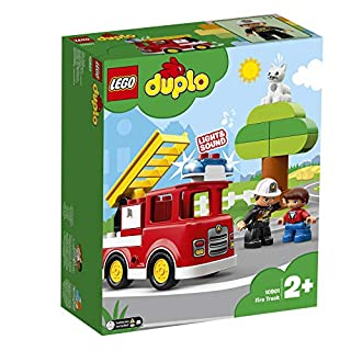 LEGODUPLO10901 Feuerwehrauto (B07FNTSDD6) | Amazon Products
