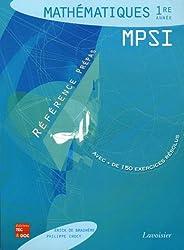 Mathématiques 1e année MPSI