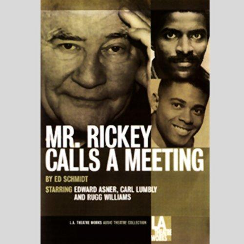 Mr. Rickey Calls a Meeting  Audiolibri