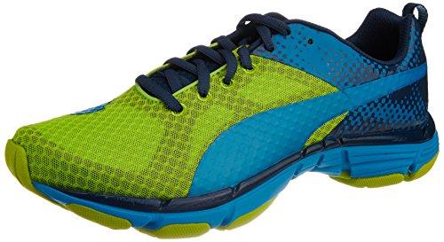 Puma 18729803 - Zapatos para correr, unisex, color gruen, talla 42