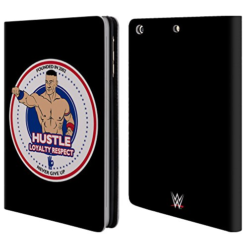 official-wwe-hlr-fist-john-cena-leather-book-wallet-case-cover-for-apple-ipad-mini-1-2-3