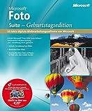 Produkt-Bild: Microsoft Foto Suite Geburtstagsedition