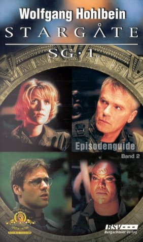 Stargate SG-1. Episodenguide 02