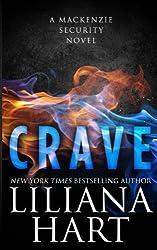 Crave (A MacKenzie Security Novel) (MacKenzie Family) (Volume 12) by Liliana Hart (2015-03-31)