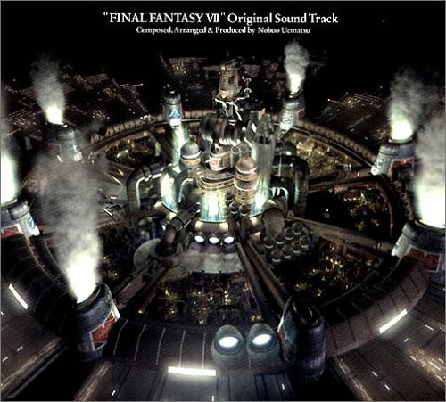Final Fantasy VII [Game Music] Arc Music Box