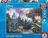 Schmidt Spiele 59472 - Thomas Kinkade, Disney Cinderella, 1.000 Teile Puzzle