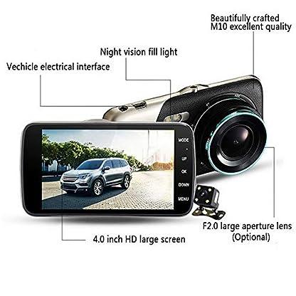 Robluee-Doppelobjektiv-HD-1080P-Auto-DVR-Fahrzeug-Dual-Objektiv-Video-Kamera-vorne-und-hinten-40-Zoll